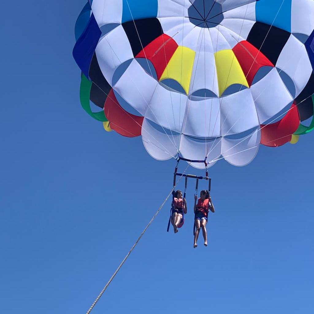 Vuelos en parasailing Esteponaa